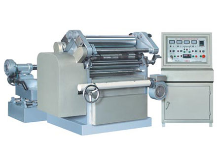 ZFJ Model Series of Slitting Machines for Auto Paper and Foil Cuttings